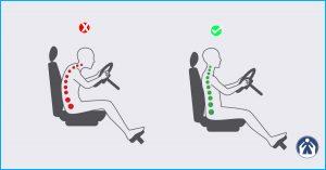Quiropractico Veracruz Evite-el-dolor de espalda al conducir