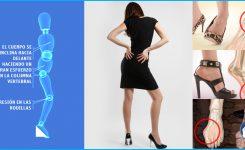 ¿Usar zapatos de tacón afectan su Columna Vertebral?