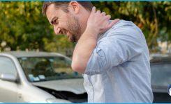 El cuidado quiropráctico en el dolor de cuello causado por accidentes automovilísticos